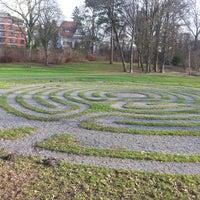 Photo taken at Ernst-Ehrlicher-Park by bussfoerare R. on 1/17/2015