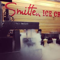 Photo taken at Smitten Ice Cream by Channing W. on 1/5/2013