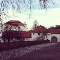 Photo taken at Jagdschloss Grunewald by Fritztram on 1/2/2014