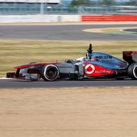Photo taken at Silverstone Circuit by Ryan W. on 7/19/2013