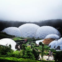 Photo taken at The Eden Project by Ryan W. on 7/22/2013