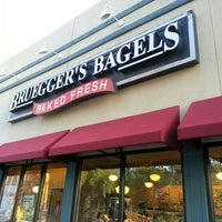 Photo taken at Bruegger's Bagels by Laurie J. W. on 11/25/2013