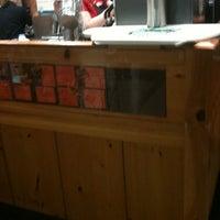 Photo taken at Caribou Coffee by Sean R. on 11/30/2012