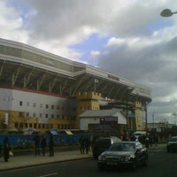 Photo taken at West Ham Utd Supporters Club by Luigi C. on 2/2/2013