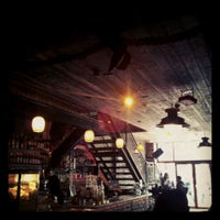 Photo taken at Mink Tattoo Coffee Bar by Foxocube on 3/8/2013