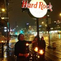 Photo taken at Hard Rock Cafe København by Joris R. on 12/17/2012