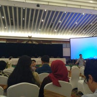 Photo taken at Grand Sahid Jaya by Efi L. on 11/8/2017