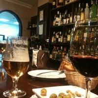 Photo taken at Restaurante Azabache by Abraham V. on 2/22/2013