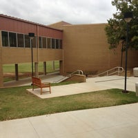 Photo taken at Tulsa Community College SE Campus by Colin S. on 10/25/2012