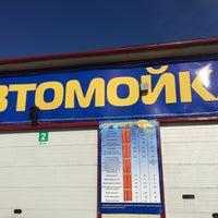 Photo taken at Автостоянка by Папа Д. on 2/25/2015