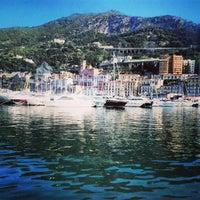 Photo taken at Porto di Salerno by Alessandro C. on 7/23/2013