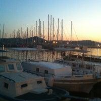 4/25/2013 tarihinde Zeynep Ö.ziyaretçi tarafından Milta Bodrum Marina'de çekilen fotoğraf