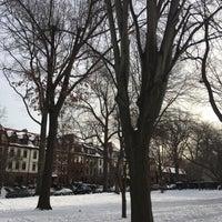 Photo taken at Hawthorne Park by Zeynep Ö. on 1/9/2017
