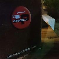 Photo taken at Pascucci Cafe by Ashraf A. on 6/12/2014