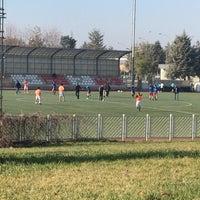 Photo taken at Tpao Futbol Sahasi by Fikret S. on 12/3/2017