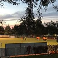 Photo taken at Tpao Futbol Sahasi by Fikret S. on 11/2/2017