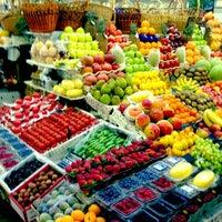 Снимок сделан в Даниловский рынок пользователем Irina Y. 2/24/2013