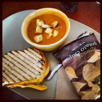 Photo taken at Panera Bread by Joey L. on 12/4/2013