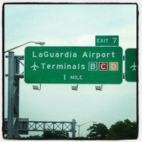 Photo taken at LaGuardia Airport (LGA) by Luisz d. on 6/28/2013
