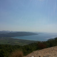 Photo taken at Ula Kanyonu by Iren K. on 8/4/2014