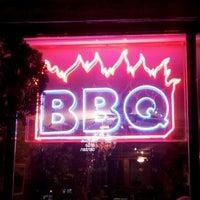 Photo taken at New York's Original BBQ Restaurant by Jannx B. on 11/29/2012