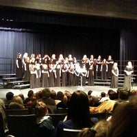 Photo taken at North Forsyth High School by Jean T. on 12/13/2013