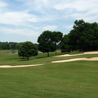 Photo taken at Hermitage Golf Course by writetolive on 5/27/2013