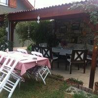 Photo taken at Çimçim Kafe & Brunch by Ahmet P. on 8/23/2013