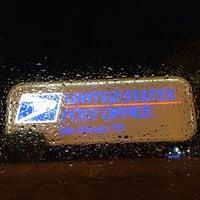 Photo taken at US Post Office GMF San Antonio by Jason S. on 11/4/2014