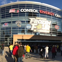 Photo taken at PPG Paints Arena by Matt M. on 4/13/2013