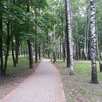 Photo taken at Перловский Парк by Pavel S. on 6/23/2013