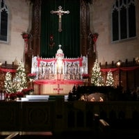 Photo taken at Assumption Grotto Catholic Church by Jennie M. on 12/28/2012
