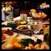 Photo taken at Estancia Churrascaria Brazilian Steakhouse by Ted C. on 5/26/2013