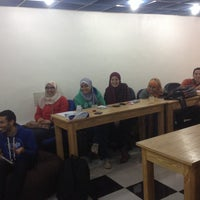 Photo taken at 302Labs Coworking Space by Enas L. on 2/7/2014