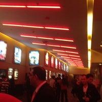Photo taken at Golden Stars Cinema (VIP) by Enas L. on 11/22/2013