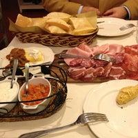 Photo taken at Trattoria Nonna Rosa by la dona on 10/23/2012