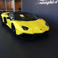 Photo taken at Lamborghini North Scottsdale by Taylor G. on 3/17/2014