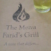 Photo taken at Farid's Grill by Moon S. on 7/26/2016