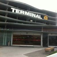 Photo taken at Terminal C by Lucía C. on 11/9/2012