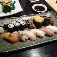 Photo taken at Sushi Ota by Christo W. on 2/26/2013