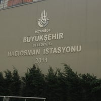 Photo taken at Hacıosman by Kaan O. on 12/27/2012