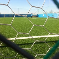 Photo taken at Olympic Park (Football Academy) by Konstantinos B. on 2/16/2014