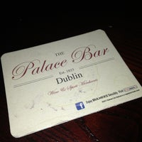 Photo taken at The Palace Bar by Oli on 6/8/2013