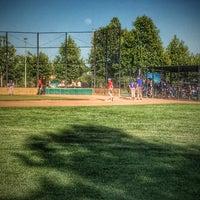 Photo taken at Rau Park by Richard P. on 5/13/2014