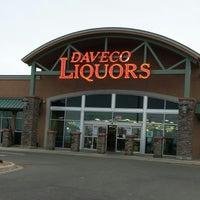 Photo taken at Daveco Liquors by Ann L. on 2/26/2014