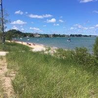 Photo taken at Elmwood Beach by KellyK on 7/17/2018