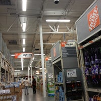 Photo taken at The Home Depot by Sher Z. on 10/9/2012
