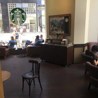 Photo taken at Starbucks by Ludwig P. on 7/31/2017