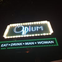 Photo taken at Opium KL by Ludwig P. on 4/28/2017