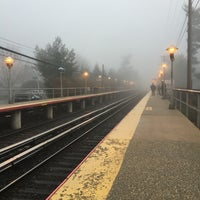 Photo taken at LIRR - Nassau Blvd Station by Will S. on 12/23/2015